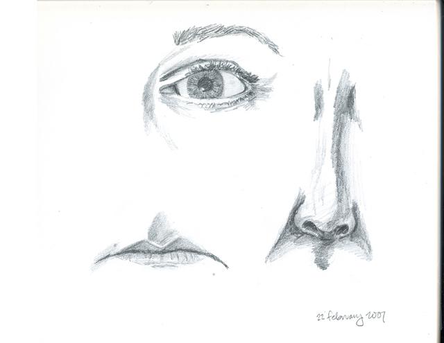 face parts