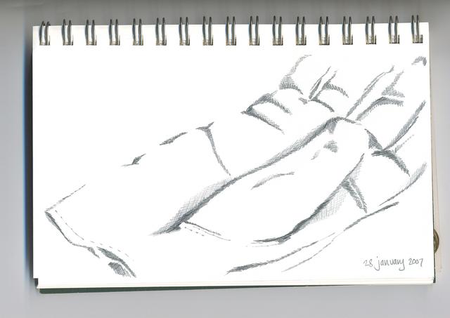 glove number three